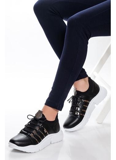 Derithy Sneakers Siyah